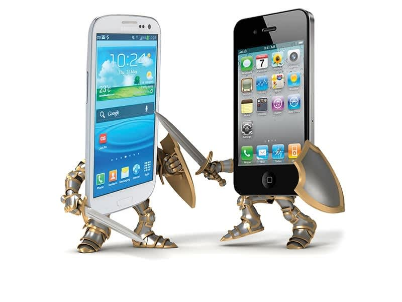 Apple & Samsung War