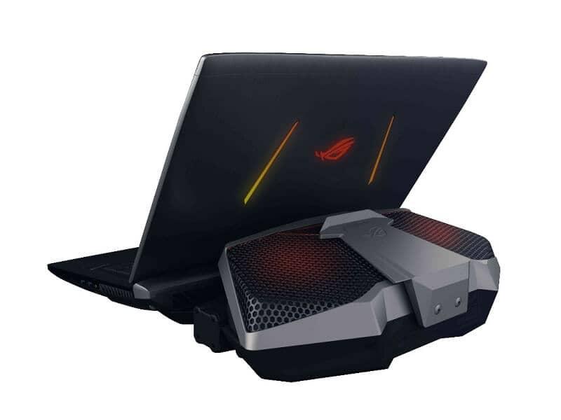 ASUS ROG GX700 gaming laptop