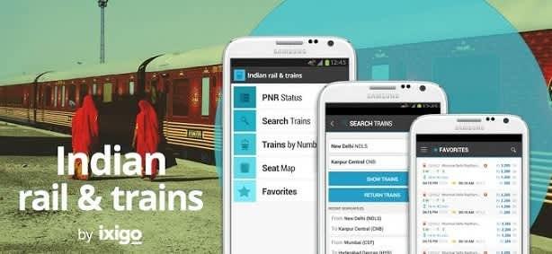 Ixigo: India's 2nd-most downloaded train info app | Techno Savie