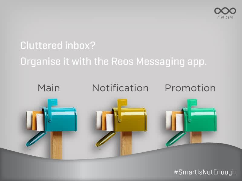 reos message app