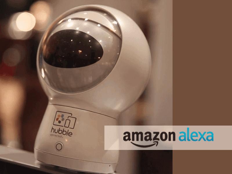 Amazon Hubble Hugo Mood-Tracking Smart Camera
