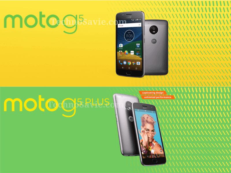Moto G5 & G5 Plus