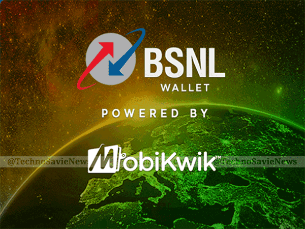 BSNL mobile wallet powered by MobiKwik launched