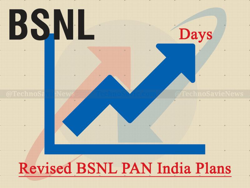 BSNL revises its BSNL SIXER 666 PAN India prepaid plan