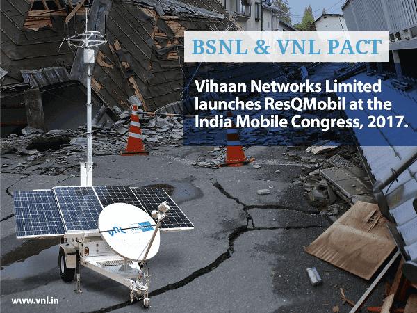 Relief 123: BSNL & Vihaan Networks Limited