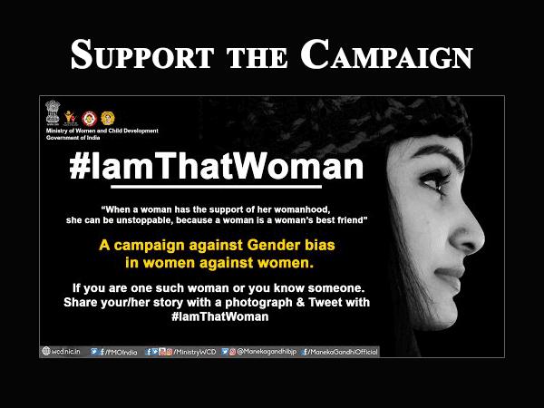 End gender bias in women against women