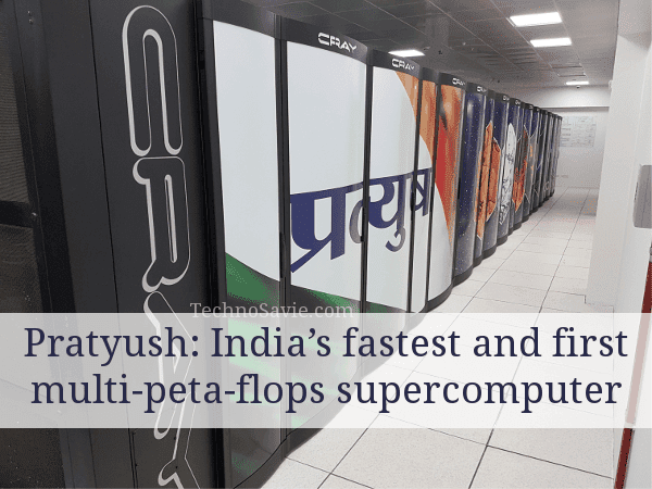 Pratyush: India's fastest and first multi-peta-flops supercomputer at IITM Pune