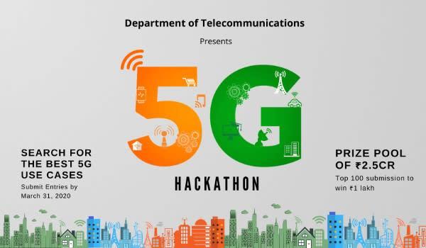 5G Hackathon India - 2020