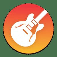 Apple GarageBand:  A recording studio